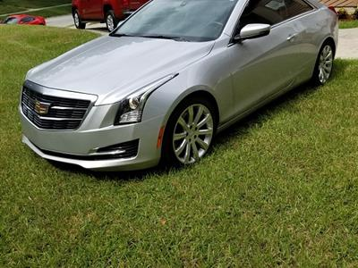 2016 Cadillac ATS Coupe lease in Tampa,FL - Swapalease.com