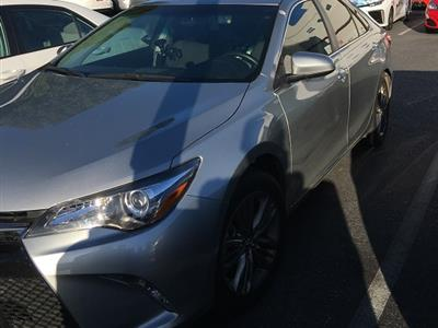 2016 Toyota Camry lease in Sunnyvale,CA - Swapalease.com