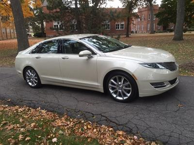 2016 Lincoln MKZ lease in Waterford,MI - Swapalease.com