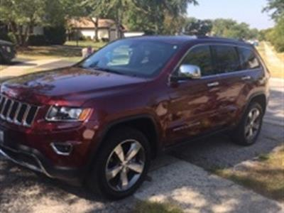 2016 Jeep Grand Cherokee lease in Bloomingdale ,IL - Swapalease.com