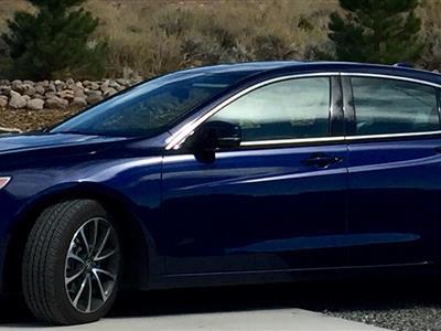 2016 Acura TLX lease in San Luis Obispo,CA - Swapalease.com