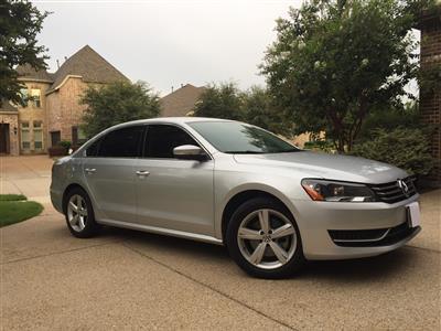 2014 Volkswagen Passat lease in Allen,TX - Swapalease.com
