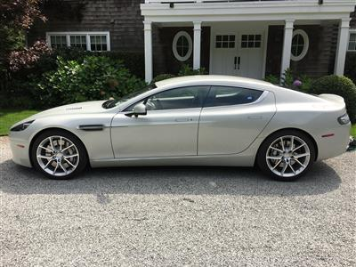 2015 Aston Martin Rapide lease in NEW YORK,NY - Swapalease.com