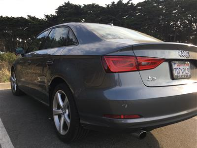 2016 Audi A3 lease in San Francisco,CA - Swapalease.com
