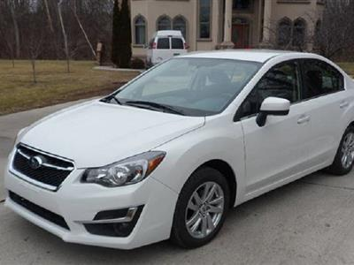 2016 Subaru Impreza lease in Fairfield,CT - Swapalease.com