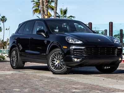 2017 Porsche Cayenne lease in Studio City,CA - Swapalease.com
