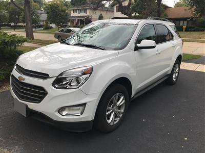 2016 Chevrolet Equinox lease in Northbrook,IL - Swapalease.com