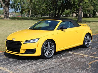 2017 Audi TT Roadster lease in Prospect Heights,IL - Swapalease.com