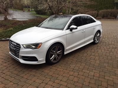 2016 Audi S3 lease in White Plains ,NY - Swapalease.com