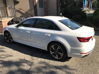 2017 Audi A4 lease in Millburn,NJ - Swapalease.com