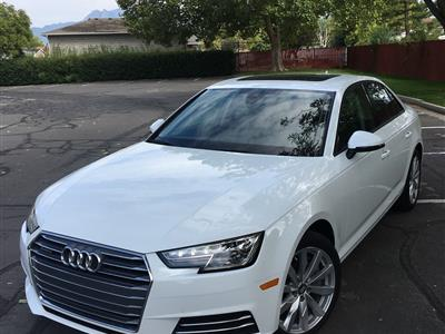 2017 Audi A4 lease in West Jordan,UT - Swapalease.com