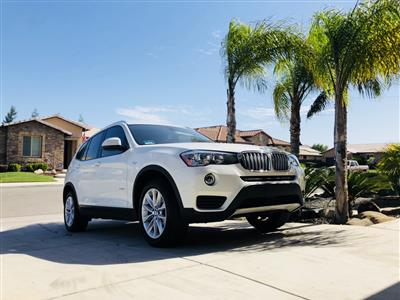 2017 BMW X3 lease in Fresno,CA - Swapalease.com
