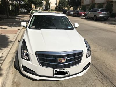 2016 Cadillac ATS lease in Fort Worth,TX - Swapalease.com