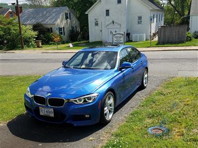 2016 BMW 3 Series lease in Charlottesville ,VA - Swapalease.com