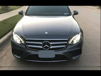 2017 Mercedes-Benz E-Class lease in Colleyville,TX - Swapalease.com