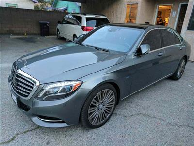2016 Mercedes-Benz S-Class lease in Glendale,CA - Swapalease.com
