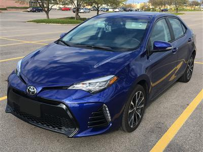 2017 Toyota Corolla lease in Columbus,OH - Swapalease.com