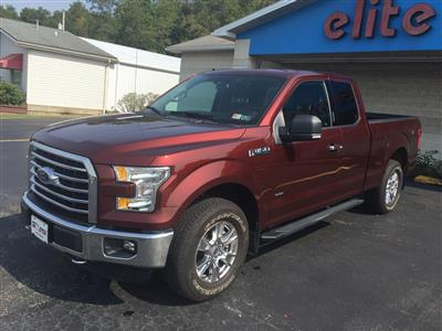 2016 Ford F-150 lease in Kittanning,PA - Swapalease.com