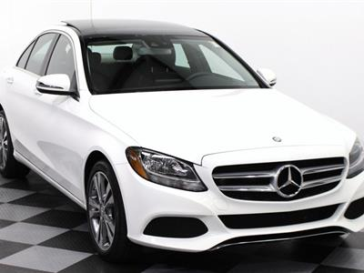 2016 Mercedes-Benz C-Class lease in Mayfield hts ,OH - Swapalease.com