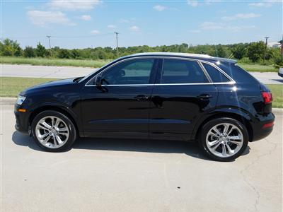 2016 Audi Q3 lease in Fort Worth,TX - Swapalease.com