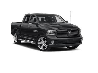 2017 Ram Ram Pickup 1500 lease in Green Bay,WI - Swapalease.com