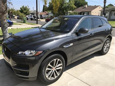 2017 Jaguar F-PACE lease in Torrance,CA - Swapalease.com