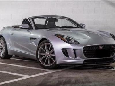 2015 Jaguar F-Type lease in irvine,CA - Swapalease.com