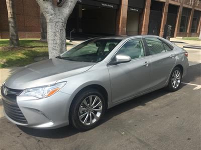 2017 Toyota Camry lease in LOS ANGELES,CA - Swapalease.com