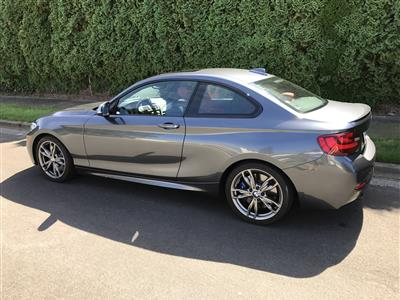 2015 BMW 2 Series lease in Portland,OR - Swapalease.com