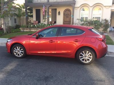 2016 Mazda MAZDA3 lease in Aliso Viejo,CA - Swapalease.com