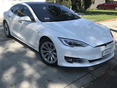 2016 Tesla Model S lease in N. Hollywood,CA - Swapalease.com