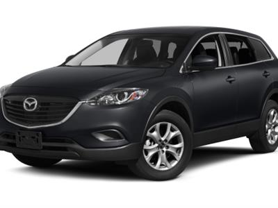 2014 Mazda CX-9 lease in Jersey City,NJ - Swapalease.com