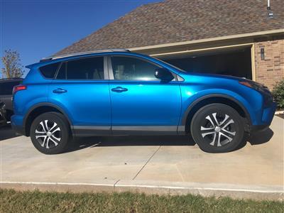 2016 Toyota RAV4 lease in Edmond,OK - Swapalease.com