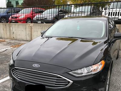 2017 Ford Fusion lease in Omaha,NE - Swapalease.com