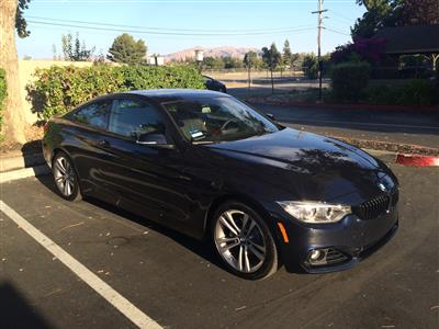 2015 BMW 4 Series lease in Fremont,CA - Swapalease.com