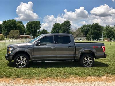 2017 Ford F-150 lease in Washington,IN - Swapalease.com