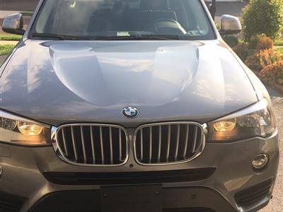 2016 BMW X3 lease in Gilbertsville,PA - Swapalease.com