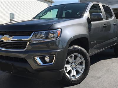 2016 Chevrolet Colorado lease in Oswego,IL - Swapalease.com