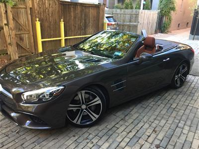 2017 Mercedes-Benz SL Roadster lease in Washington,DC - Swapalease.com