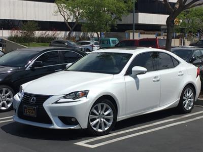 2016 Lexus IS 200t lease in San Fransico,CA - Swapalease.com