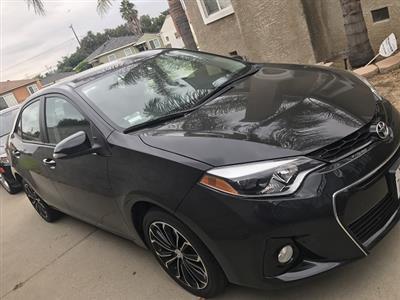 2016 Toyota Corolla lease in Montebello,CA - Swapalease.com