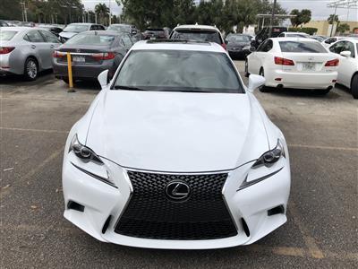 2016 Lexus IS 200t F Sport lease in Tamerac,FL - Swapalease.com