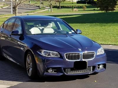2016 BMW 5 Series lease in Monroe Township,NJ - Swapalease.com