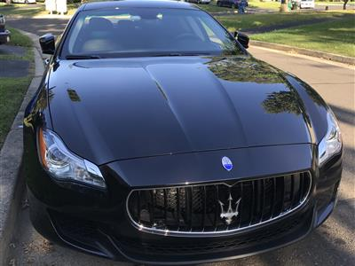 2016 Maserati Quattroporte lease in Newtown,PA - Swapalease.com