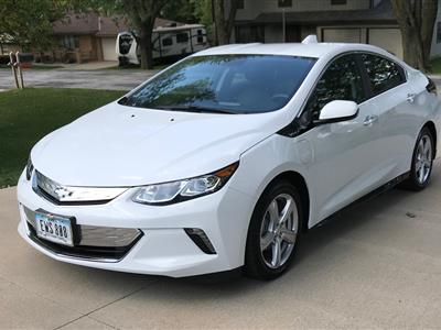 2017 Chevrolet Volt lease in Council Bluffs,IA - Swapalease.com