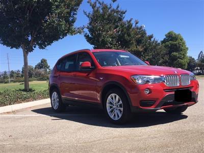 2017 BMW X3 lease in Santa Paula,CA - Swapalease.com