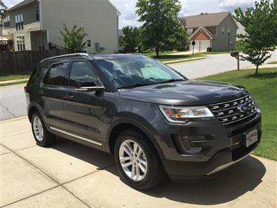 2017 Ford Explorer lease in Greenville,SC - Swapalease.com