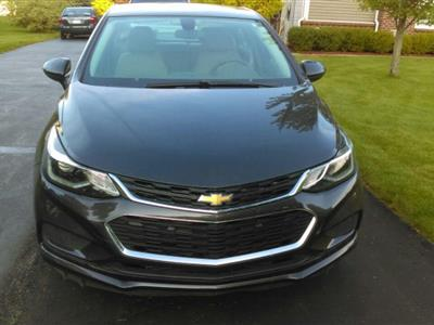 2016 Chevrolet Cruze lease in Howell,MI - Swapalease.com