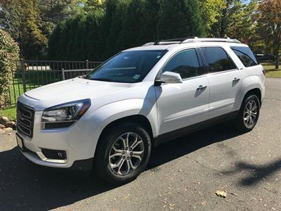 2016 GMC Acadia lease in Ramsey,NJ - Swapalease.com
