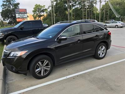 2015 Acura RDX lease in The Woodlands,TX - Swapalease.com
